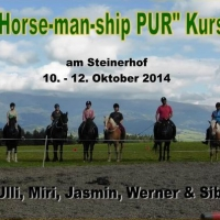 "4. ""Horse-man-ship PUR"" Kurs"