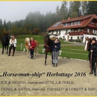 Horse-man-ship Herbstkurs 2016